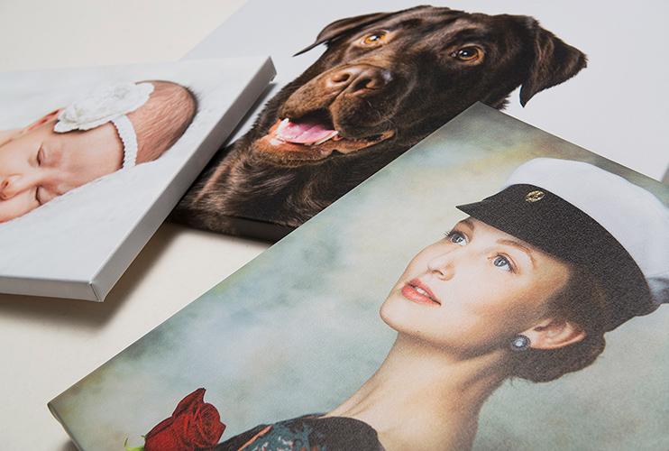 Maaliskuun tarjous: Canvas-taulut -20% Studiopostin tilaajille